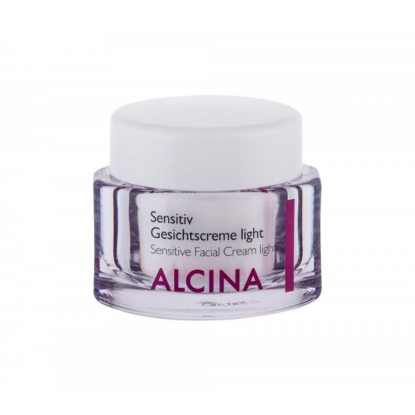 ALCINA Sensitive Facial Cream Light