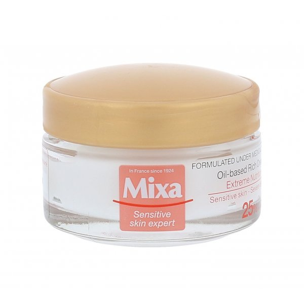 Mixa Extreme Nutrition Oil-based Rich Cream