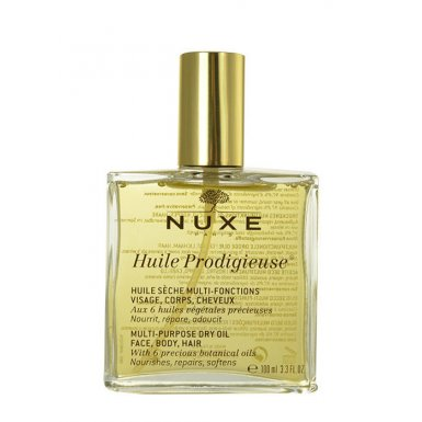 NUXE Huile Prodigieuse Multi Purpose Dry Oil Face, Body, Hair