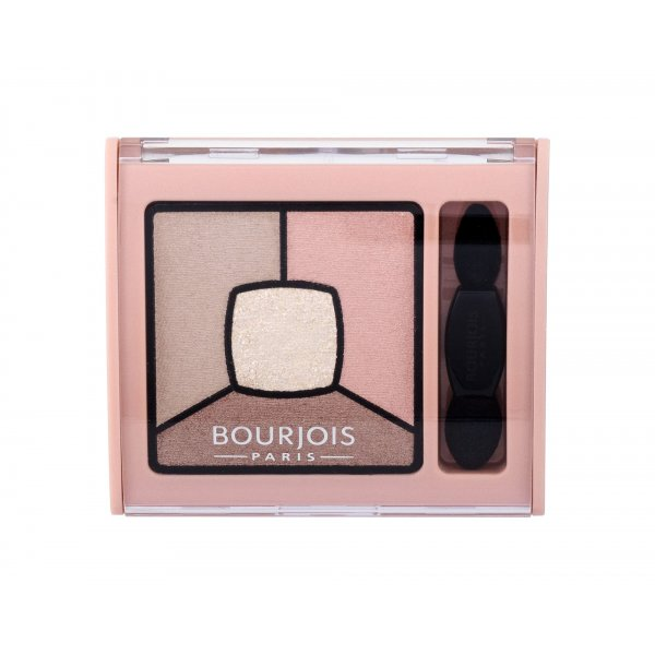 BOURJOIS Paris Smoky Stories Quad Eyeshadow Palette