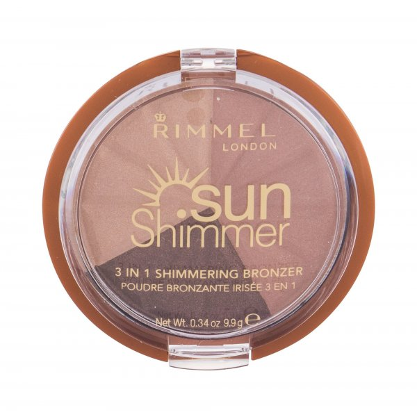 Rimmel London Sun Shimmer 3in1
