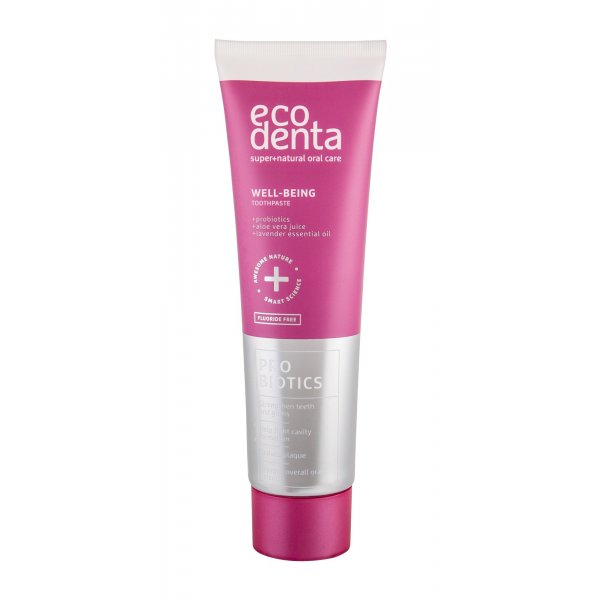 Ecodenta Toothpaste Probiotics Well-Being