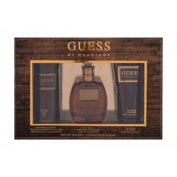 GUESS Guess by Marciano toaletní voda 100 ml + sprchový gel 200 ml + deodorant 226 ml