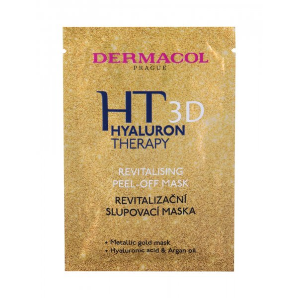 Dermacol 3D Hyaluron Therapy Revitalising Peel-Off