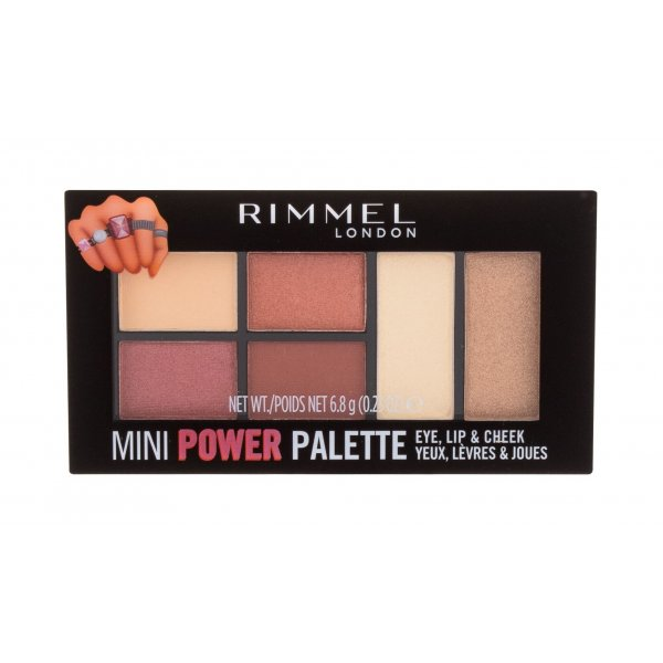 Rimmel London Mini Power Palette