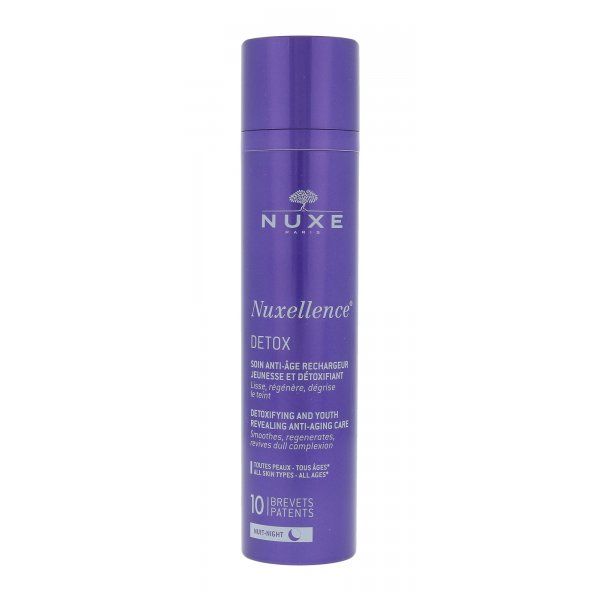 NUXE Nuxellence Detox Anti-Aging Night Care